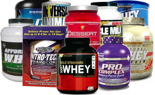 Protein Supplements / Meal Replacements